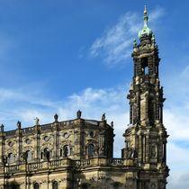 Katholische Hofkirche in Dresden von gscheffbuch