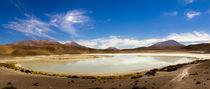 Lagune in Bolivien von Arne Tiedemann