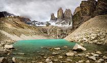 Torres del Paine von Arne Tiedemann
