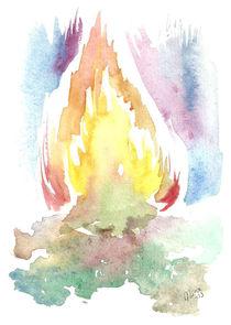 Bonfire von fairychamber