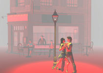Tango bei Nacht by Klaus Engels