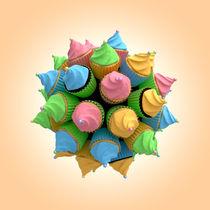 Cupcake Star II von dresdner