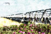 An der Meiningenbrücke Zingst by wally