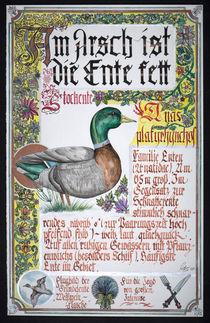Am Arsch ist die Ente fett von Markus Bauer