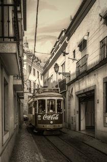 Tram#28 von Bernhard Rypalla