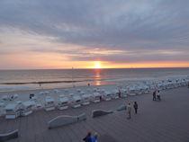 Abendstimmung am Strand by bibiblogsberg