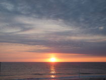 Das Ende eines Tages.... Sonnenuntergang by bibiblogsberg