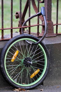 Lonesome Wheel 1 by langefoto