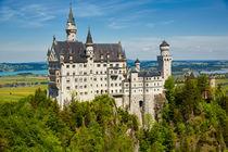 Schloss Neuschwanstein von Michael Lindegger