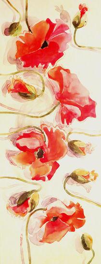 Mohnblüten I von Heike Jäschke