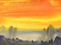 Sunset 05 von Miki de Goodaboom
