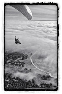 Above the clouds by Leopold Brix