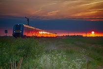 Nord Ostsee Bahn (NOB) von nordfriesland-foto