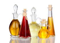Köstliche Öle in Karaffen - Delicious oils in carafes von Thomas Klee