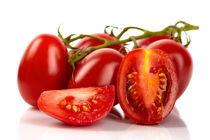Frische Roma - Eiertomaten - Fresh plum tomatoes von Thomas Klee