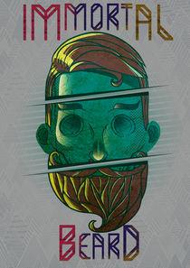 Immortal Beard by Valerio Marino