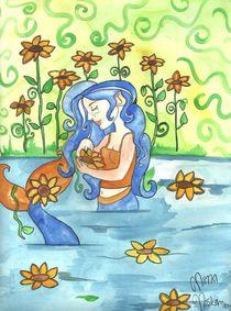 Sunflowermermaid
