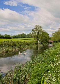 Grand Western Canal von Pete Hemington