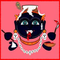 Krishna KaLi by Pratyasha Nithin