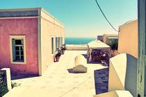 Greece, Thira, Buildings, Gebäude, Griechische Inseln, Kykladen von gunter70