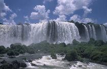 Iguazu Waterfalls von gunter70