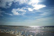 Wolkenstimmung am Meer von moyo