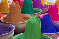 Farbberge von Michael Lindegger