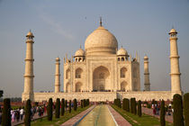 Taj Mahal von Michael Lindegger