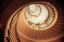 Spiral Stairs by Martin Williams