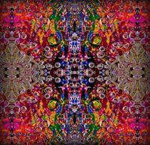 Rainbow carpet von Nataliya Kiryukhina