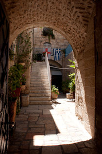 Jerusalem Altstadt 3 von Bernd Fülle