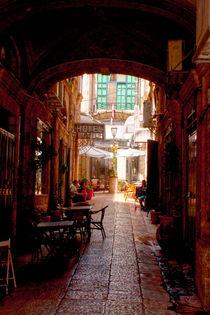 Jerusalem Altstadt 4 von Bernd Fülle