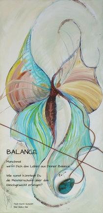 Balance  von Heike Hild