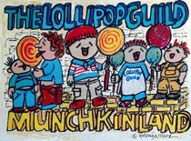The Lollipop Guild von Deborah Willard