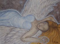 Schlafender Engel von Marija Di Matteo