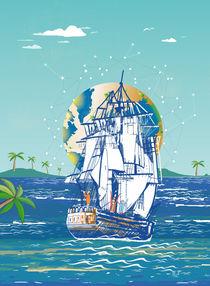 ship by Beate v.d.Sand