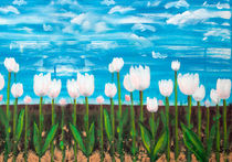 tulips by Beate v.d.Sand