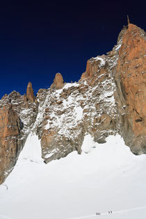 Aiguiille du Midi by Antonio Scarpi