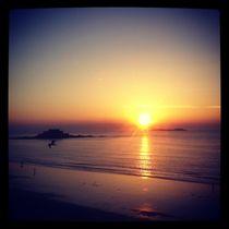 Sunset in Bretagne von lj