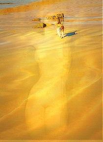 am strand von hedy beith