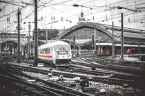 Köln Hauptbahnhof by Gisela Kretzschmar
