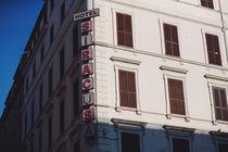 Hotel Siracusa by Arianna Biasini