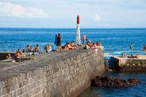 Sunbathing in Azores von Gaspar Avila