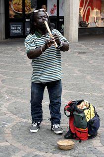 Julius - der Flötenspieler von Andrea Hensen