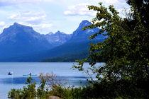 Lake McDonald views by Ellen Bollinger