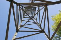 Strommast von Gisela Peter