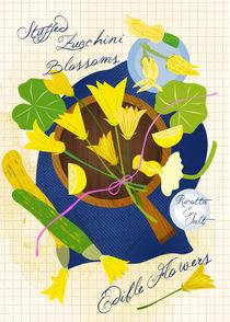 Edible Flowers by Elisandra Sevenstar