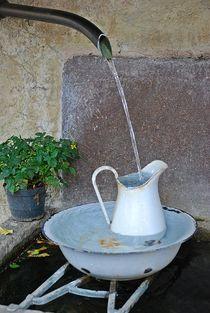 Wasser des Lebens... von loewenherz-artwork