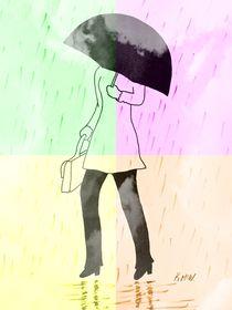 Lady in the Rain von Kenneth A. McWilliams