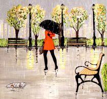 Summer Rain von Kenneth A. McWilliams